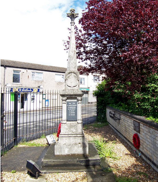 Ulceby War Memorial