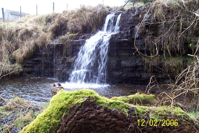 Leehouse Linn waterfall