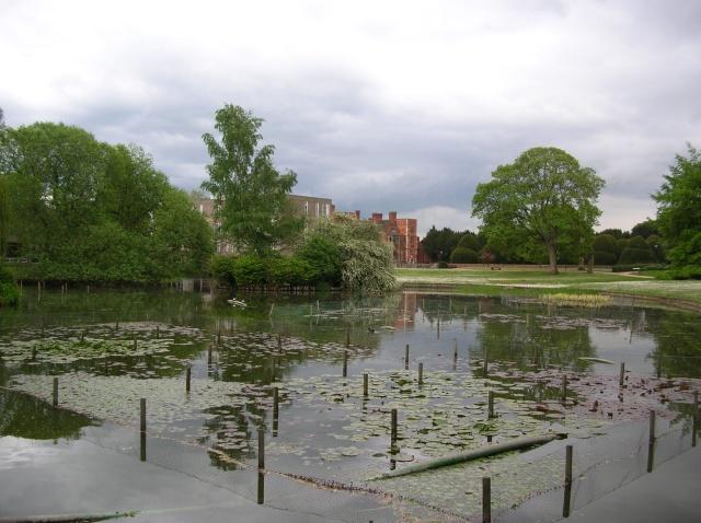 Se6250 lake derwent and heslington hall