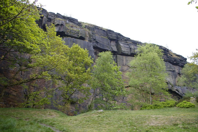 Heptonstall Quarry (Hell Hole)