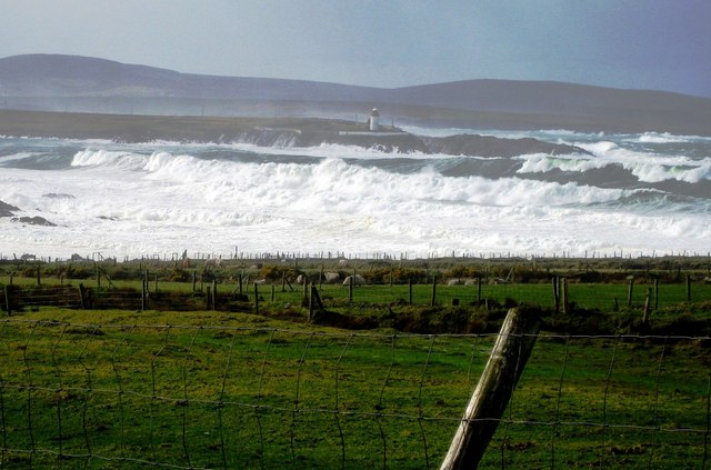 Wild Atlantic Sea, Co. Mayo