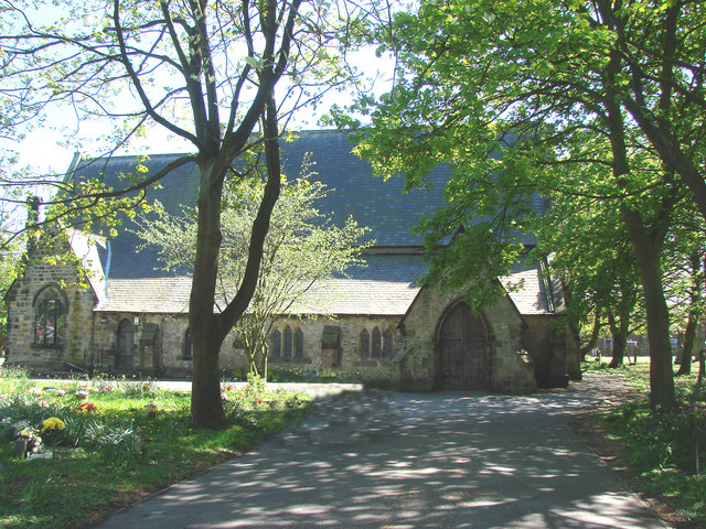 St Saviour's Church, Shotton Colliery