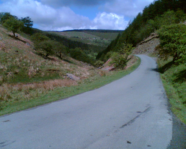 Cwm Hirnant and Penllyn Forest