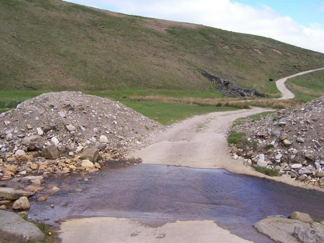 Ford at Branstone Beck