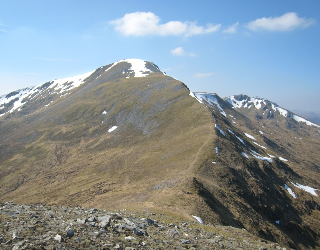 Sgurr a' Choire Ghlais