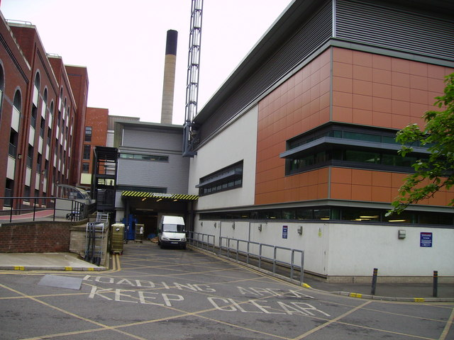 loading dock rvi  u00a9 newbiggin hall scouts cc 2 0