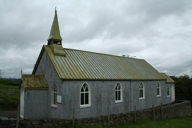 Metal Building Churches