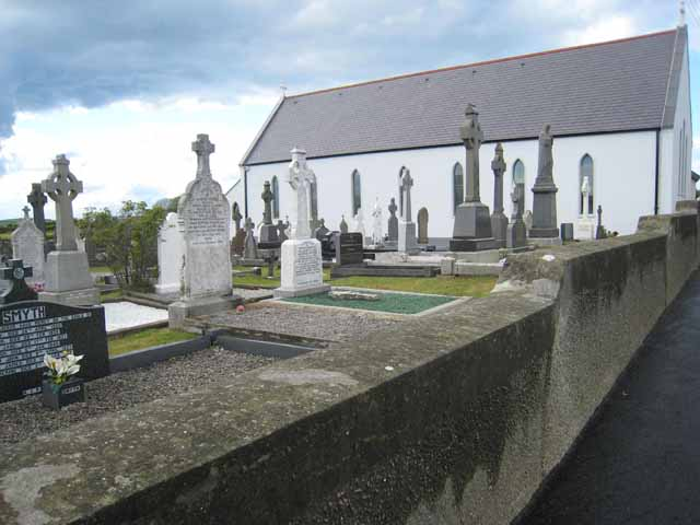 St Patrick's Church, Ballygalget