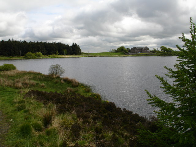 Limerigg Primary School & Black Loch