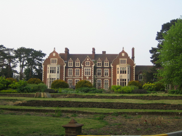 Grendon Hall, HM Prison Springhill, Grendon Underwood