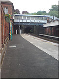SP1196 : Sutton Coldfield Station by Billy Shearer
