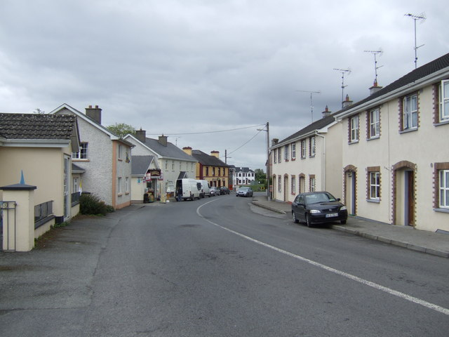 Main Street, Abbeylara, Co. Longford