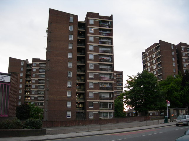 Orchard Estate, Lewisham (2)