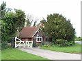 SP7528 : Keeper's Lodge, Addington by David Hawgood