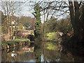 SJ9653 : Horse Bridge on the Leek Arm of the Caldon Canal by Jerry Evans