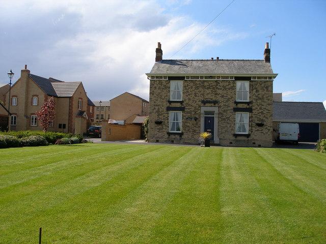 Violet Farm House