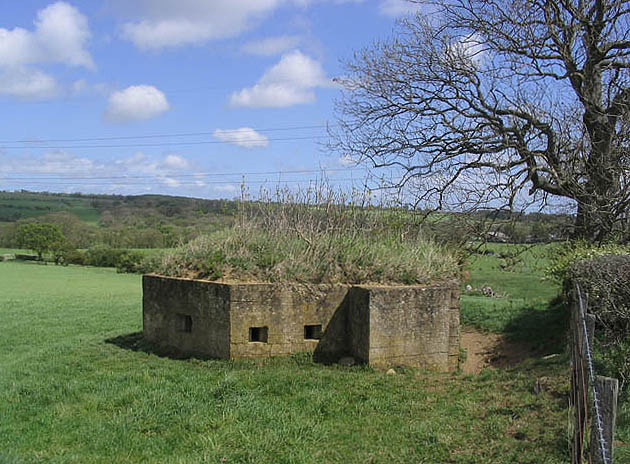 Pillbox, Brinkheugh