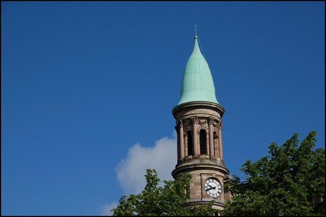 Former Robinson & Cleaver building, Belfast (1)