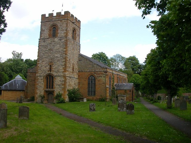 Weedon Church