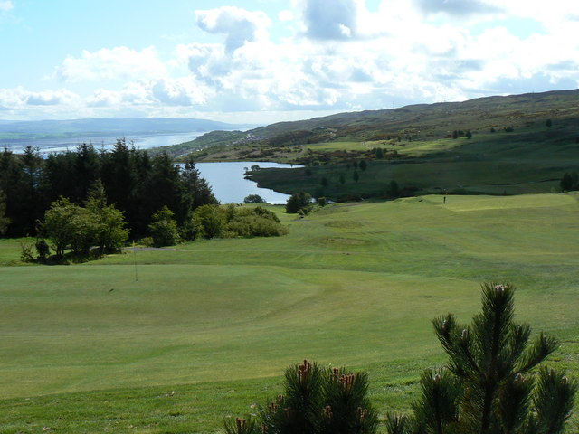 Whinhill Golf Course
