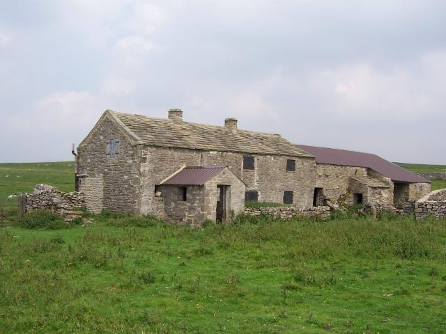 Bare House from the South West