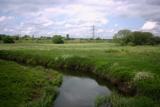 The River Penk