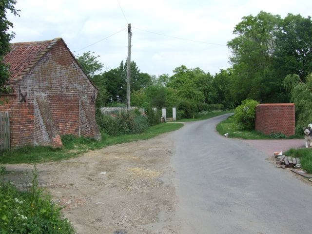 Sexton Road and Manor Farm Outbuilding