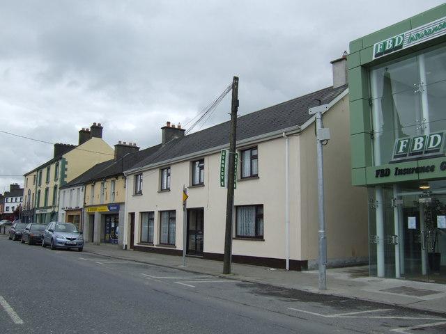 Grattan Street, Port Laoise