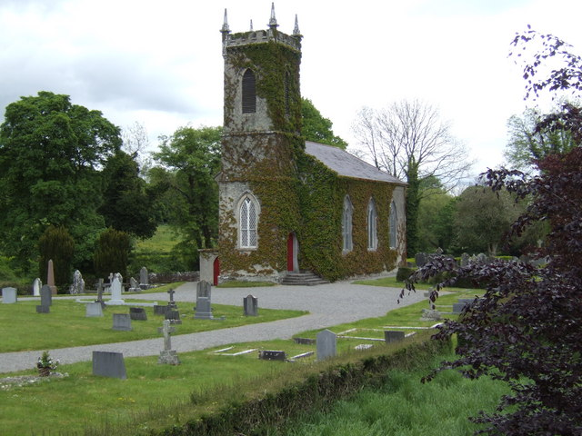 St Peter's Church, Ennisnag, near Stonyford