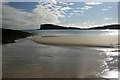 NC1958 : Low tide at Oldshoremore Beach by Bob Jones