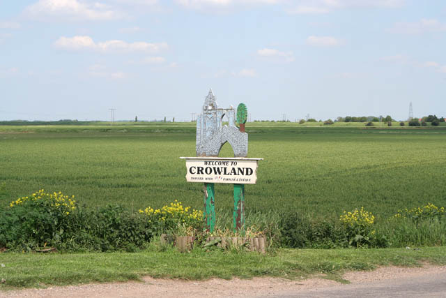 Crowland Low Wash