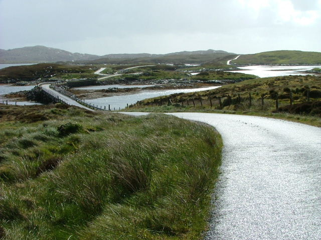 Road and Causeway to Fodragaigh