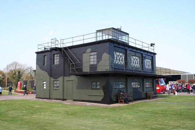 East Kirkby watchtower