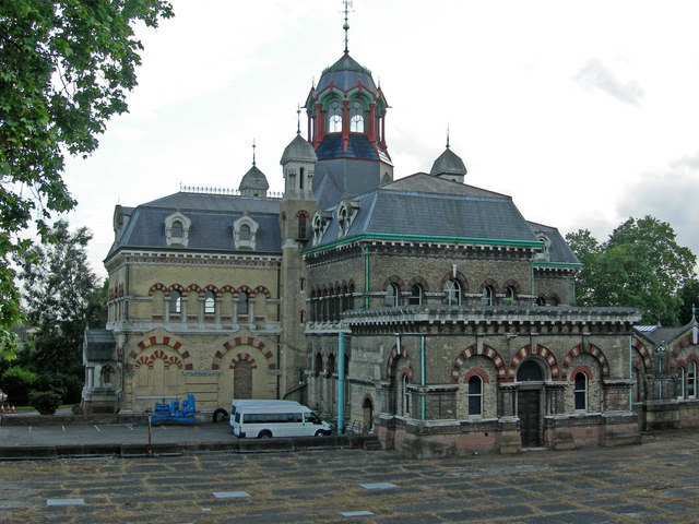 Old Abbey Mills Pumping Station, Stratford.