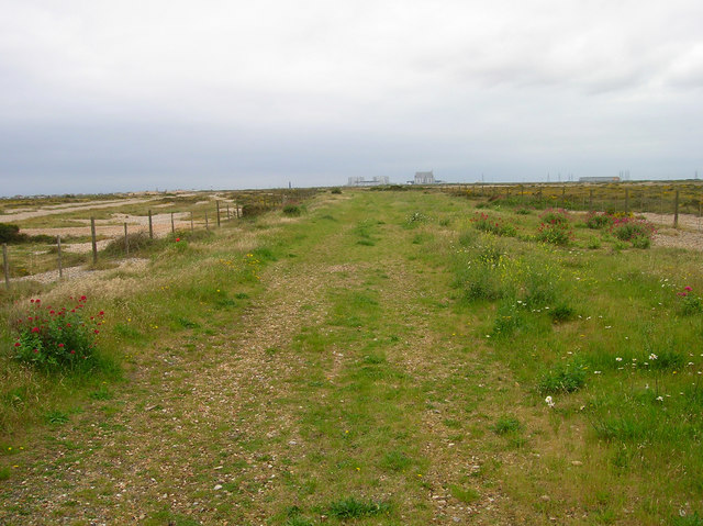 Dismantled Railway, Lade (Looking South)