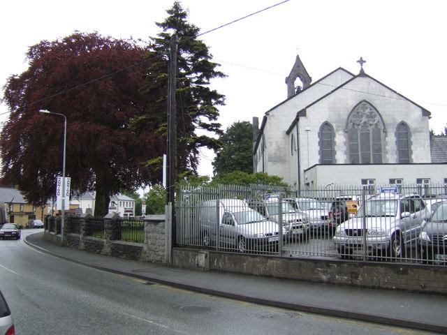 Holy Trinity Church Ratoath Co Meath Jonathan