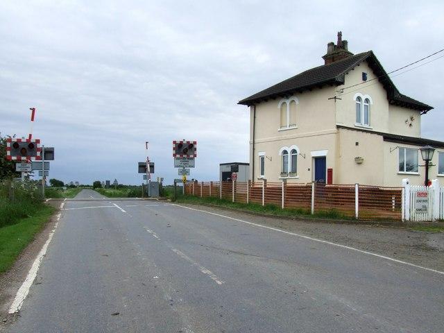 Railway Station (former), Little Steeping