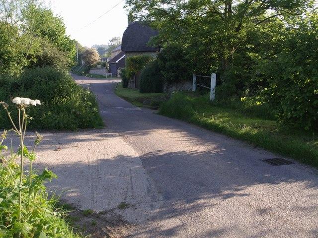 Ford on Hampton Lane, Whitford