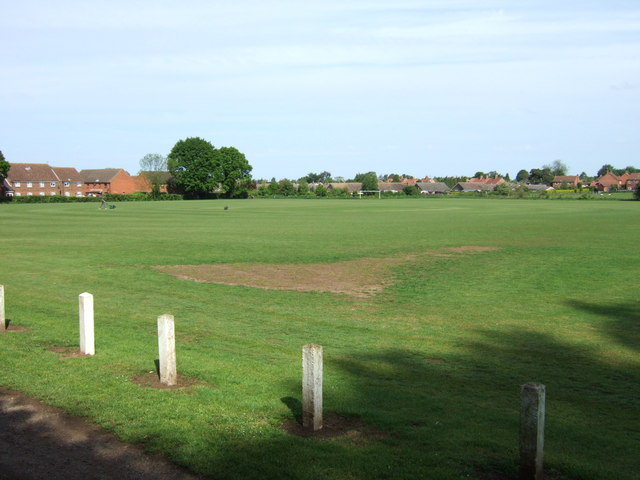 Playing field, Dersingham.