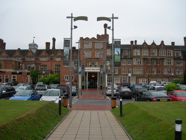 Selsdon Park Hotel Addreb