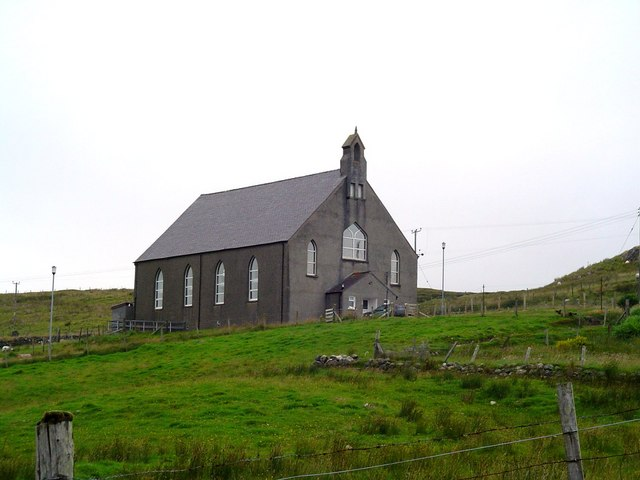 Grabhair Free Church