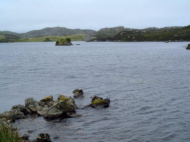 Loch nam Faoileag