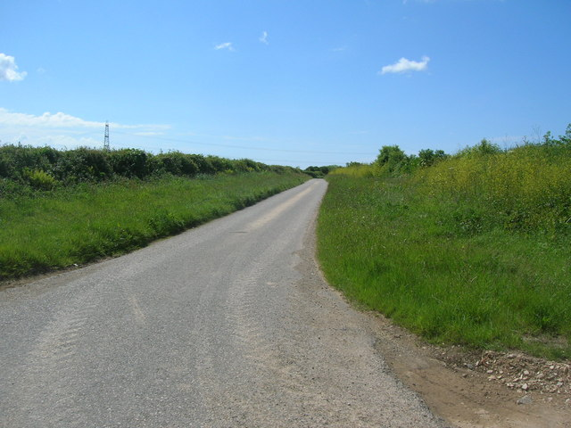 Road near Costislost
