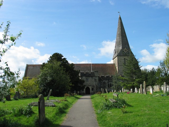 Image result for woodchurch church
