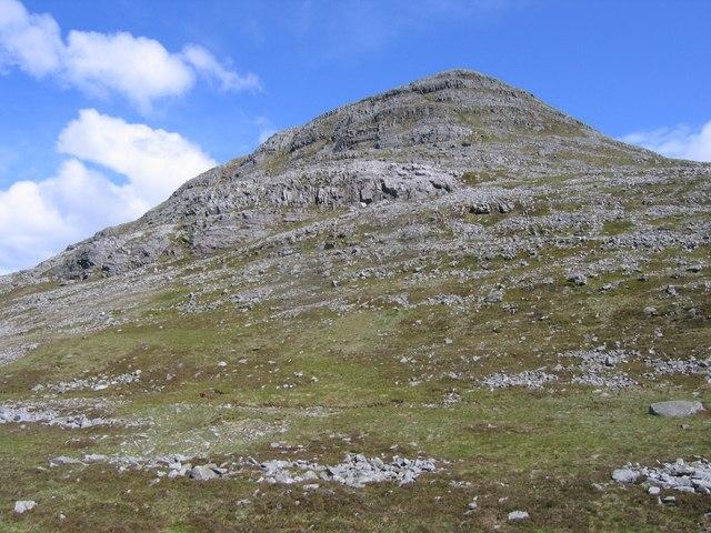 Beinn Shiantaidh (west side)