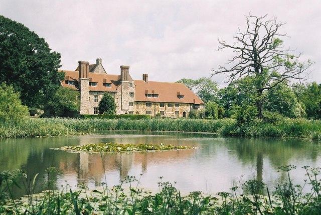 Upper Dicker: Michelham Priory