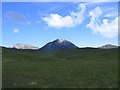 NR5271 : Boggy ground in Gleann Grunndail by Andrew Spenceley