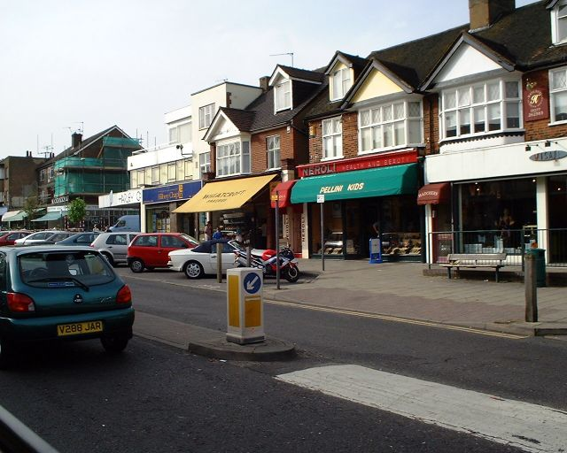Hutton Road, Shenfield