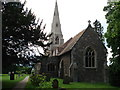 TL1569 : Parish church, Grafham by Simon Mortimer