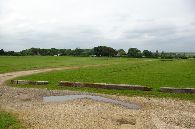 Field/Grassland - View from Market Road